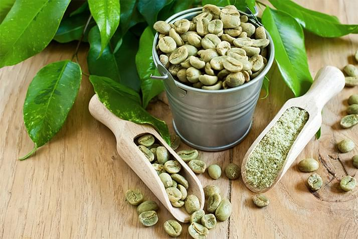 zöld kávé fogyasztó hatása